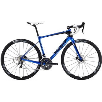 Giant Defy Advanced Pro 2 Metallic Blue/Black/Silver 2016