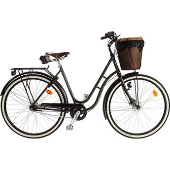 Skeppshult Natur Premium 7 Damcykel Forest Green