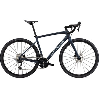 Specialized Diverge Sport Carbon Satin Cast Blue Metallic/Ice Blue/Chrome/Clean 2021