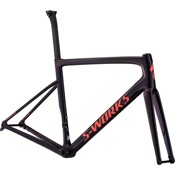 Specialized S-Works Tarmac Men SL6 Disc Frameset Gloss/Satin/Chameleon Flake/Acid Red/Clean