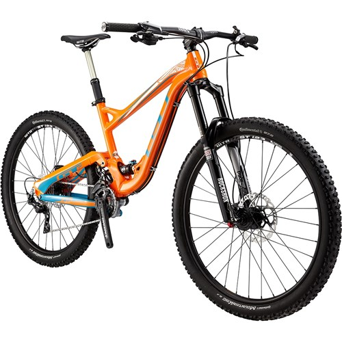 GT Sensor X Pro Orange/Blue 2015