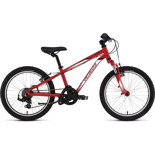 Specialized Hotrock 20 6 Speed Boys Red/White/Black 2016