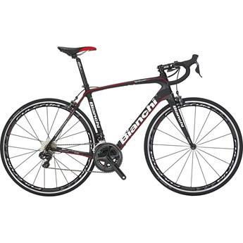 Bianchi Infinito CV Ultegra Di2 Black/Graphite/Red