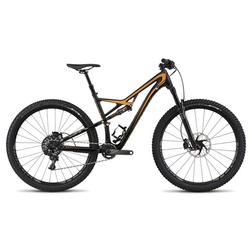 Specialized Camber FSR Expert Carbon EVO 29 Carbon/Gallardo Orange/Silver