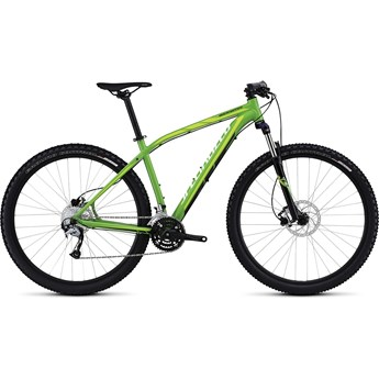 Specialized Rockhopper 29 Gloss Moto Green/Hyper/White