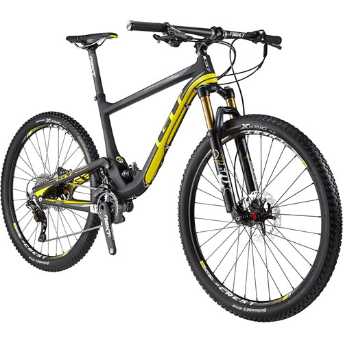 GT Helion Carbon Team Matteraw/Yellow 2015