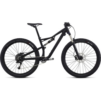Specialized Camber Women's FSR Base 650B Satin Gloss Black/Tarmac Black