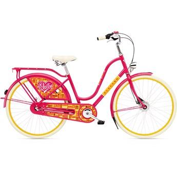 Electra Amsterdam Joyride 7i Ladies Bright Pink