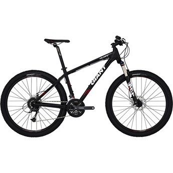 Giant Talon 27.5 3 LTD Black/Red (matt/gloss)