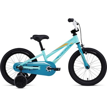 Specialized Hotrock 16 Coaster Girls Pearl Light Turquoise/Turquoise/Gallardo Orange