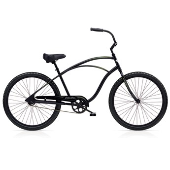 Electra Cruiser 1 Black Satin Herr