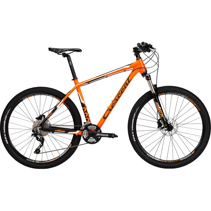 "Crescent Freke 27,5"" Orange (Matt)"