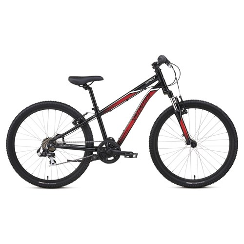 Specialized Hotrock 24 7 Speed Boys Black/Red/White 2016