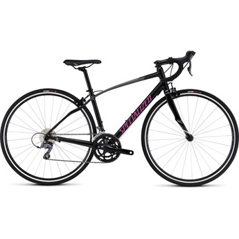 Specialized Dolce Gloss Black/Charcoal/Silver/Pink