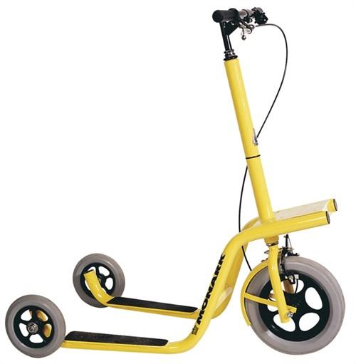 Monark Professional 3-hjulig med massiva däck, bred