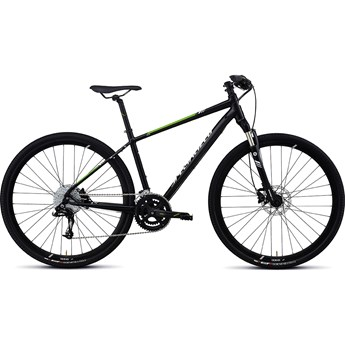 Specialized Ariel Comp Disc Svart/Grön/Vit