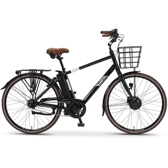 Ecoride Urban8 8-Gear Black 2019