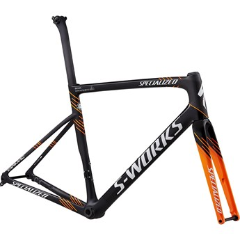 Specialized S-Works Tarmac SL6 Disc Frameset Team Boels Dolmans 19
