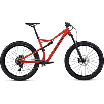 Specialized Stumpjumper FSR Comp 6Fattie Nordic Red/Clean