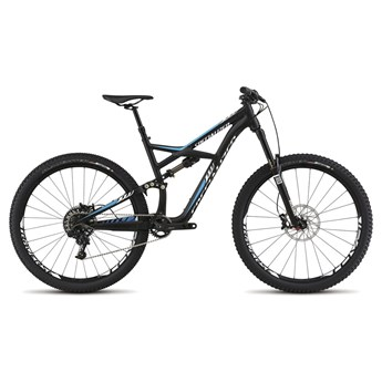 Specialized Enduro FSR Elite 29 Black/White/Cyan