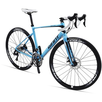 Giant Defy 1 Disc Blue/Black/White 2016