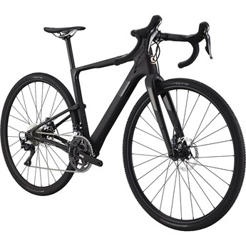 Cannondale Topstone Carbon Womens Ultegra RX 2 Black Pearl 2020