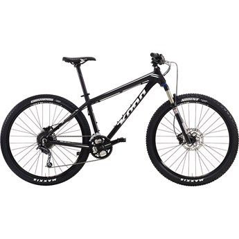 Kona Cinder Cone Matt Black with White Decals