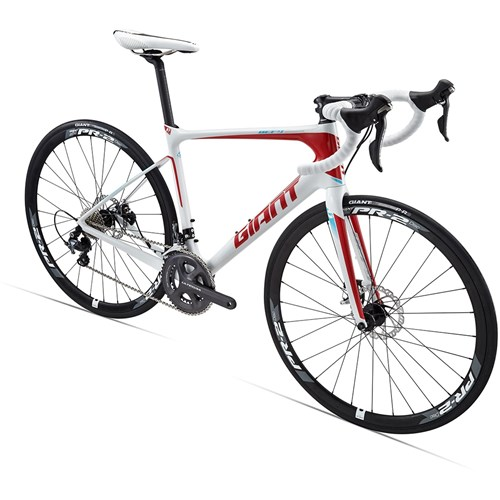 Giant Defy Advanced 1 Compact White 2015