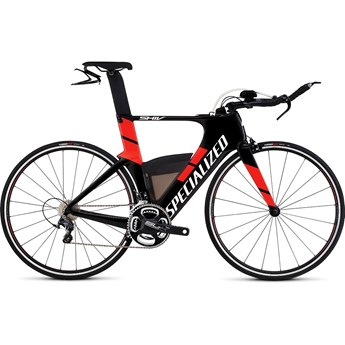 Specialized Shiv Expert Carbon/Rocket Red