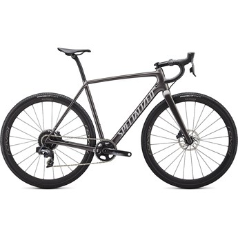 Specialized Crux Pro Smoke/Dove Grey 2021