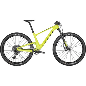 Scott Spark RC Comp Yellow 2022
