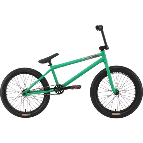 Premium Products Solo Plus Bmx Grön