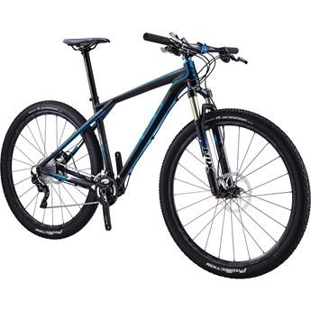 GT Zaskar Carbon 9R Pro Svart/Blå