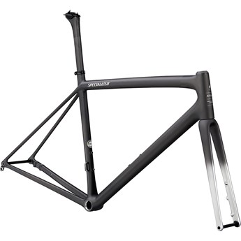 Specialized Aethos Frameset Satin Carbon/Flake Silver 2021