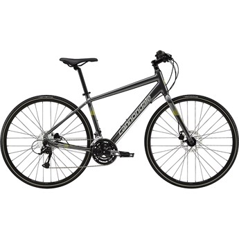 Cannondale Quick Disc 5 Grå 2019