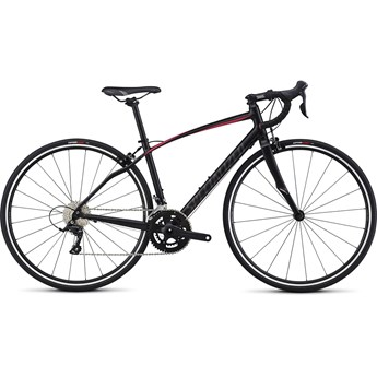 Specialized Dolce Sport Satin Tarmac Black/Rainbow Flake Pink/Warm Charcoal