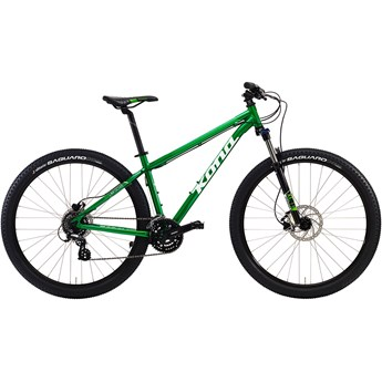Kona Lava Dome Gloss Green with White and Green Decals