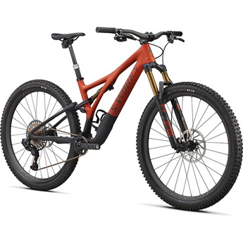 Specialized S-Works Stumpjumper Satin Redwood/Smoke/Carbon 2021
