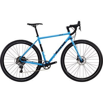 Kona Sutra LTD Matt Light Blue with Black and Off-White Decals
