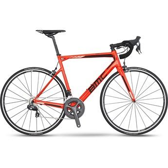 BMC Teammachine SLR01 Ultegra Di2 52x36 Röd, Svart och Vit 2016