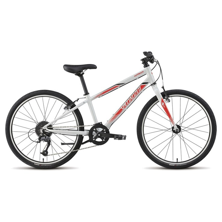 Specialized Hotrock 24 SL Int Dirty White/Rocket Red/Black