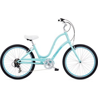 Electra Townie Original 7d Polar Blue Dam