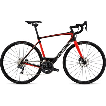 Specialized Roubaix Expert UDi2 8070 Carbon/Rocket Red/Kool Silver