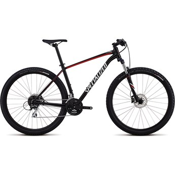 Specialized Rockhopper Men Sport 29 Gloss Tarmac Black/Flo Red/White