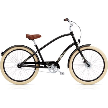 Electra Townie Balloon 7i EQ Ebony Herr