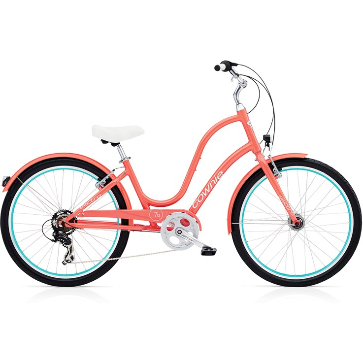 Electra Townie Original 7D EQ Ladies Coral 2019