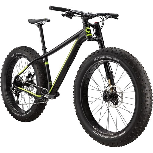 Cannondale Fat CAAD 1 Blk 2016