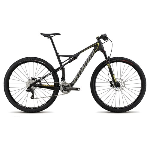 Specialized Epic FSR Elite Carbon 29 Carbon/Bright Yellow 2015
