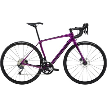 Cannondale Synapse Womens Carbon Disc Ultegra Lila