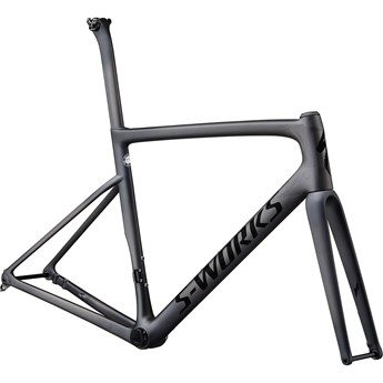 Specialized Tarmac SL6 S-Works Disc Frameset Satin Carbon/Tarmac Black/Clean